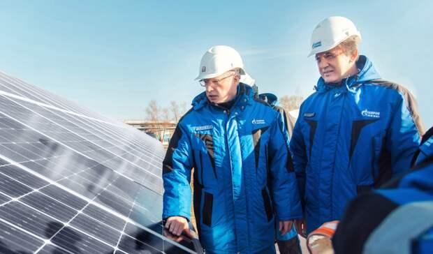 «Газпром нефть»: ВИЭ— неэлемент «озеленения», асамостоятельный бизнес