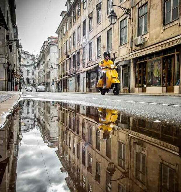 ФОТОВЫСТАВКА. Daniel Antunes: уличные зарисовки