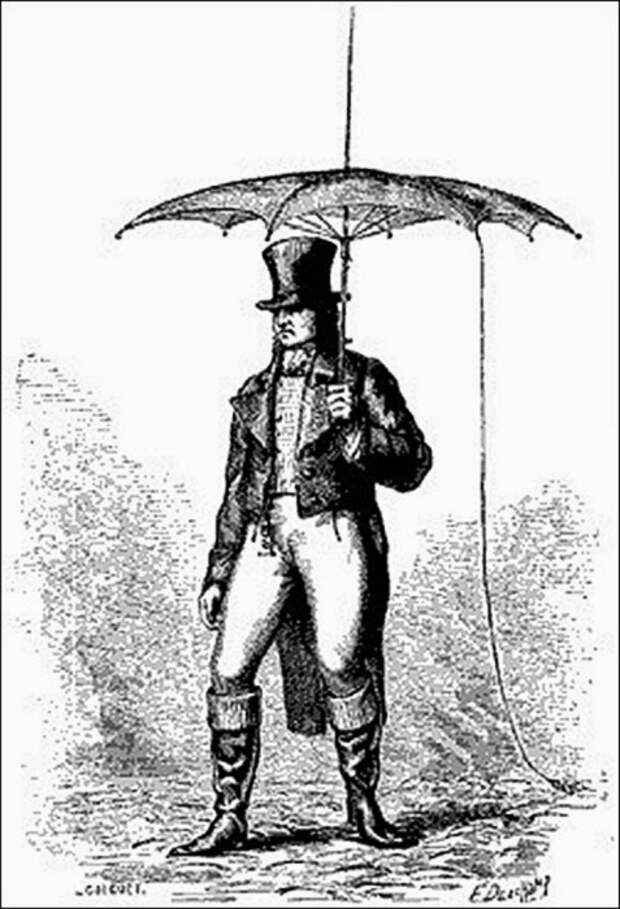 От показателя статуса до будничного аксессуара: история зонтика