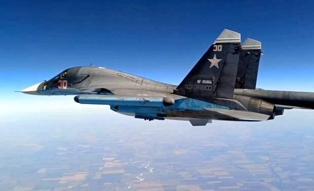 Сирийские СМИ рассказали о необычной активности ВКС России