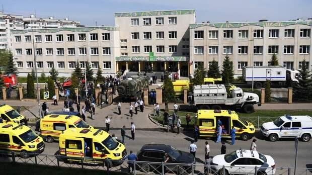 Восемь погибших, 21 пострадавший: устроивший стрельбу в школе в Казани задержан