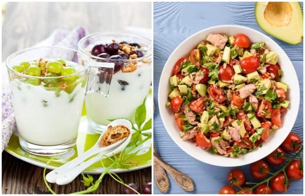 Что съесть на перекус без вреда для фигуры: 5 вкусных и полезных блюд