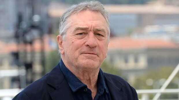 77-летний Роберт Де Ниро получил травму на съемках фильма Скорсезе