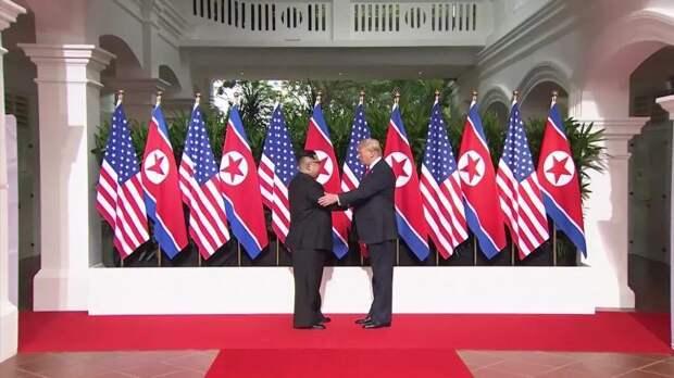 Трамп утверждает, что Ким Чен Ын в красках описал ему, как казнил своего дядю