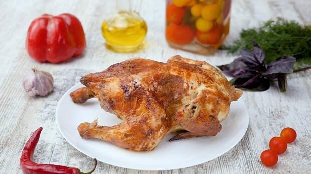 Как фаршировать курицу