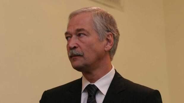Грызлов назвал нулевой политическую репутацию Киева на переговорах по Донбассу