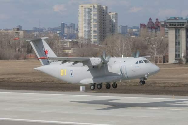 В Воронеже планируют выпускать до 12 Ил-112 в год