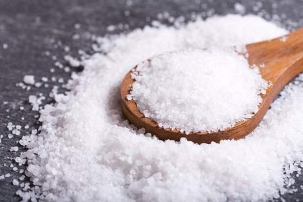 Крупня соль