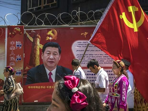 """МИД КНР о """"геноциде"""" уйгуров"""