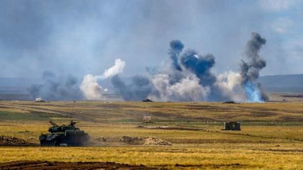 Дандыкин назвал предупреждением для НАТО межвидовые учения ВС РФ в Крыму