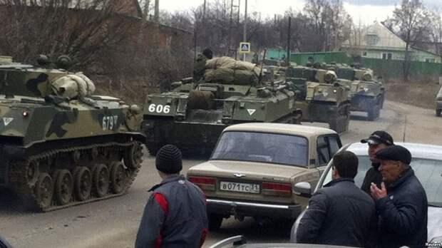 Как Украина к вторжению России готовится