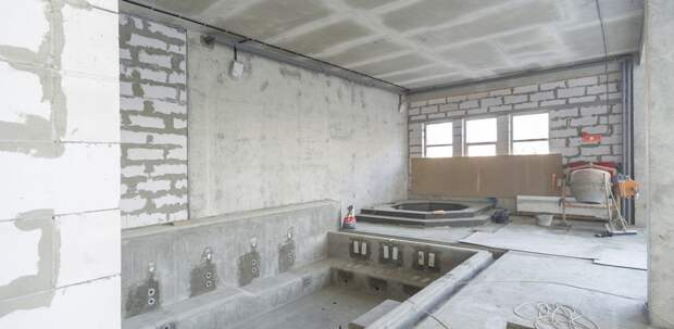 В проблемном ЖК «Медовая долина» достроили два корпуса