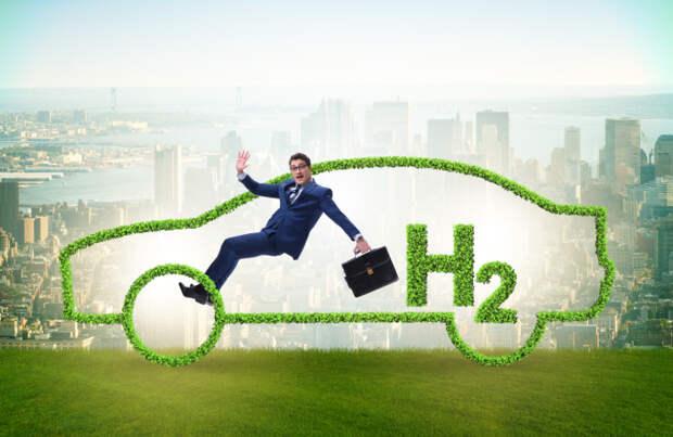 В Австралии автомобиль теперь можно заправить водородом, произведенным прямо на месте