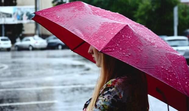Дождь, холод иветер— на9мая погода вВолгограде испортится