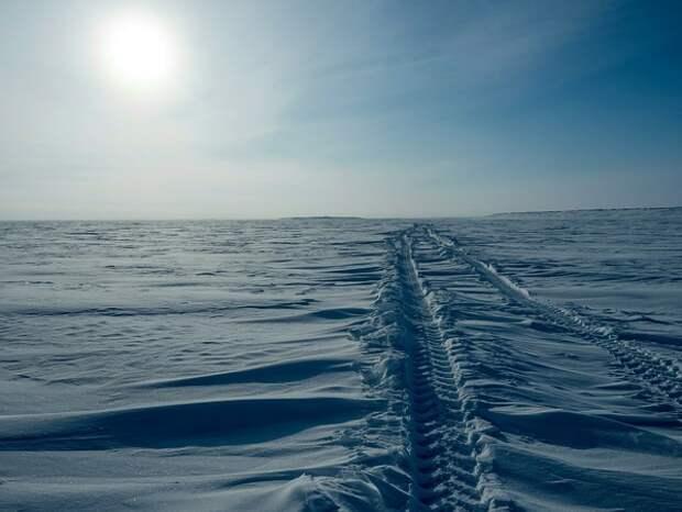 Северный магнитный полюс Земли может приблизиться к побережью Сибири уже в течение 10 лет