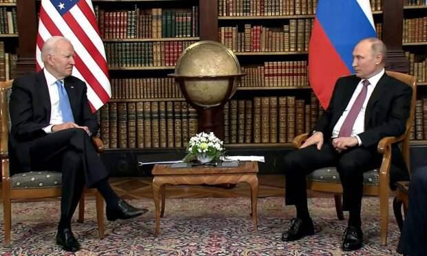 Женевский саммит: Пять часов, которые ничего не изменили