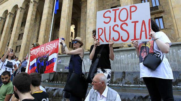 Горькие плоды русофобии: Грузия без туристов из России