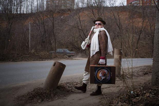 Вятский модник: как 72-летний пенсионер своими нарядами дает фору молодым, фото № 15
