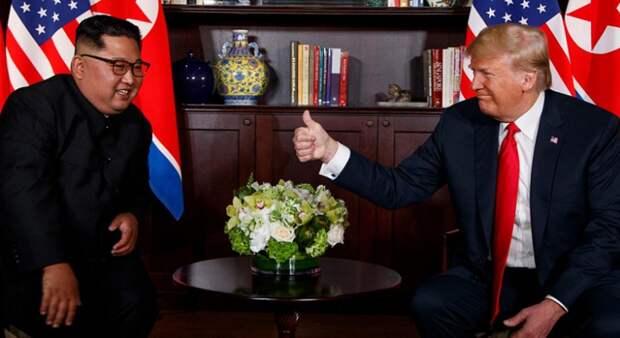 США «раздражают» КНДР. Денуклеаризации не будет