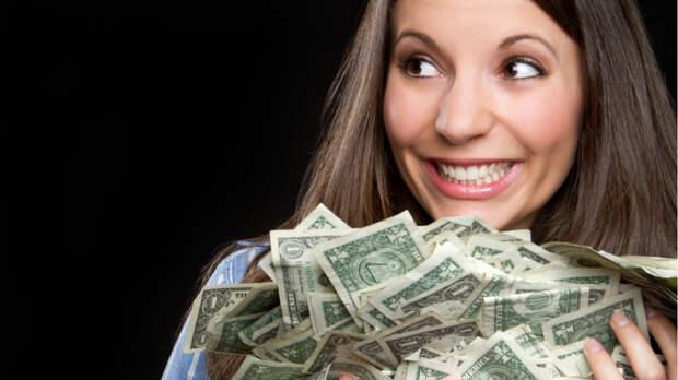 Ученые признали, что деньги способны сделать людей счастливыми