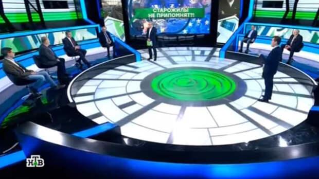 """Гости программы """"Место встречи"""" высмеяли прошедшие митинги в поддержку Навального"""