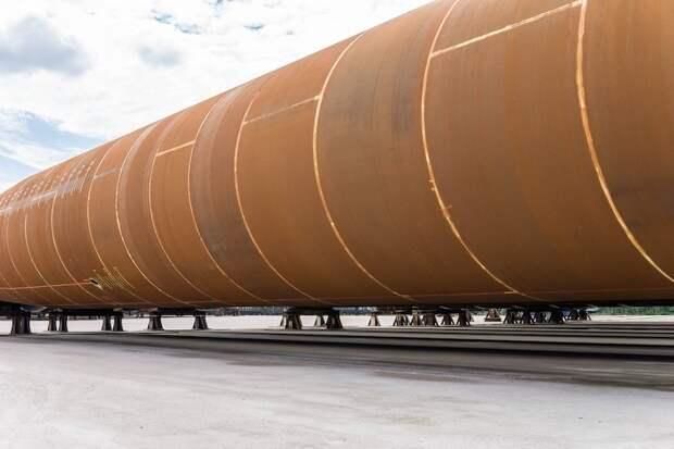 «Северный поток-2» уже приносит пользу «Газпрому»