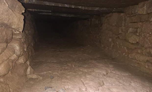 Рядом с древним аббатством случайно нашли тоннель, построенный 900 лет назад неизвестной культурой