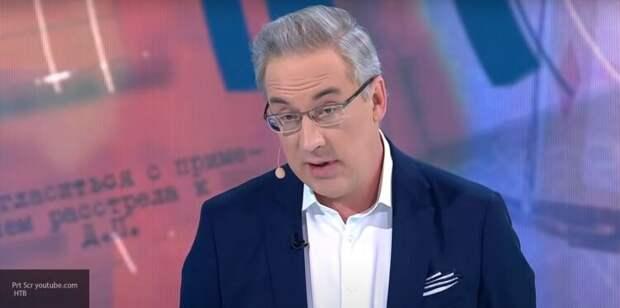 Телеведущий Норкин раскритиковал российских звезд за политическое «переобувание»