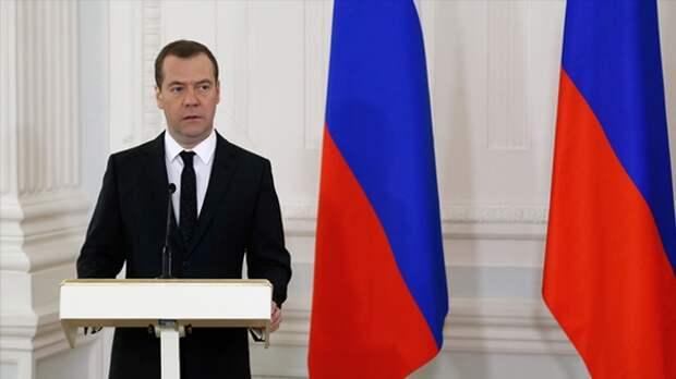 Медведев объявил охакерских атаках США входе выборов вГосдуму