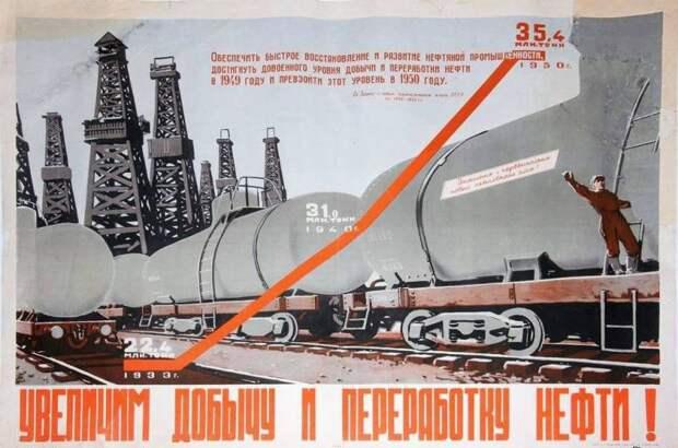 «С хлебушком плохо – дай 3 млн тонн нефти сверх плана»: как нефть Западной Сибири похоронила Советский Союз