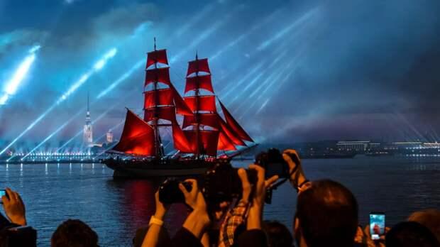 Мероприятие «Алые паруса — 2020» победило в четырёх номинациях престижной премии