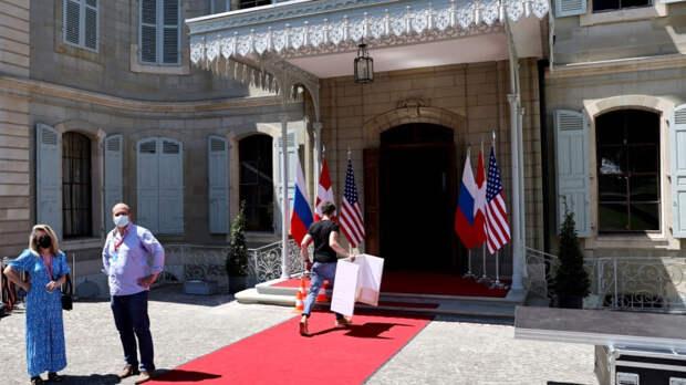 Путин и Байден: на встречных курсах