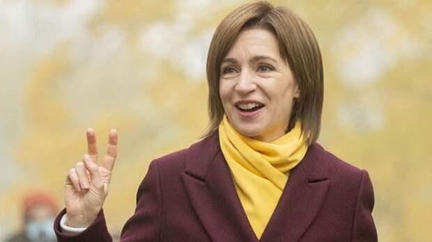 ЦИК Молдавии обработал 98,69% голосов: Санду победила
