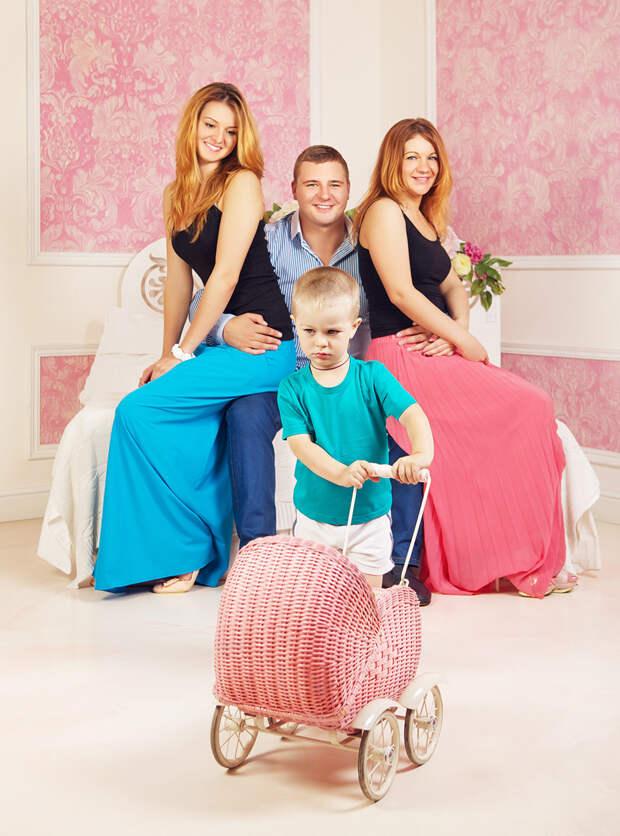 В России тоже есть многоженство - вот как это устроено