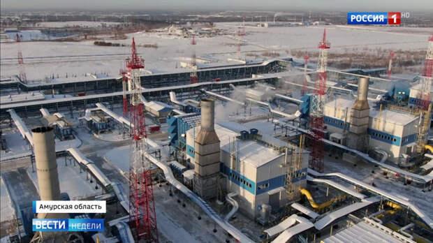 """""""Сила Сибири"""": не только экспорт"""