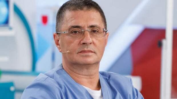 Доктор Мясников обратился к врачам, лечившим Навального