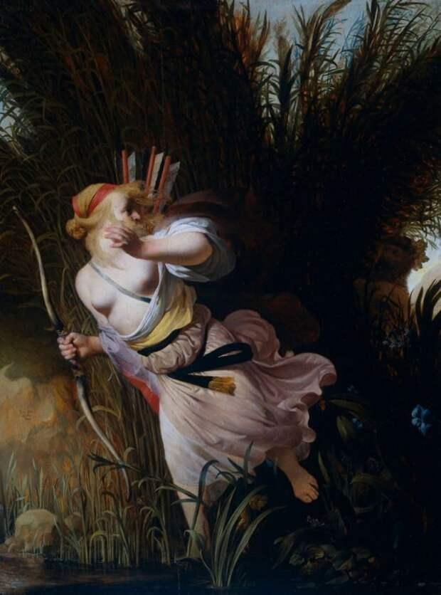 художник Цезарь Боэтиус ван Эвердинген (Cesar Boetius van Everdingen) картины – 27