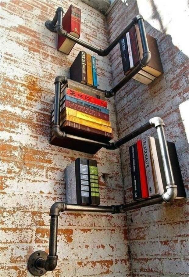 Идеи хранения в условиях маленькой квартиры