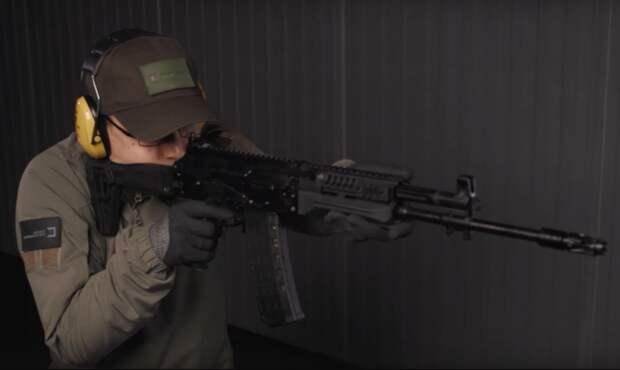 Оружие для потенциального противника: концерн «Калашников» представил экспериментальный автомат под «натовский» патрон
