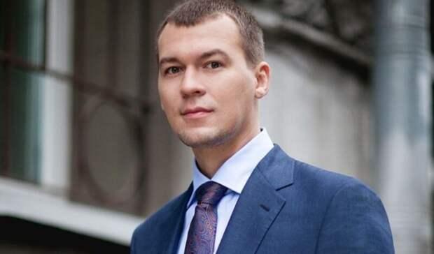 Дегтярев договорился о строительстве центра реабилитации для детей в Хабкрае