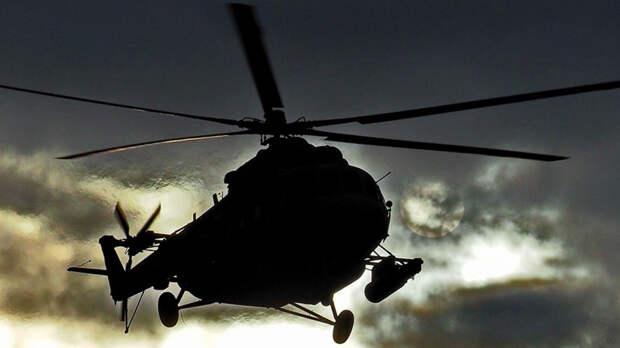 Пропавший с радаров вертолет Ми-8 ищут на Камчатке