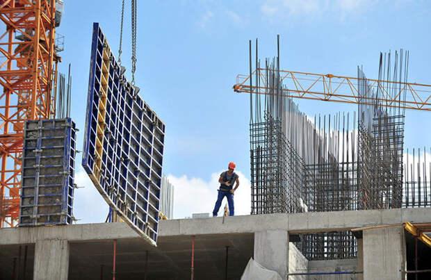 Металл, бетон и древесина — в России дорожают все основные стройматериалы