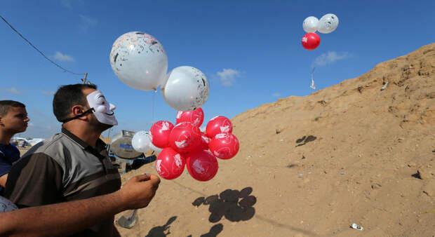 Террористы Газы открыли новый сезон «огненного террора»