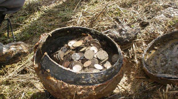 5 российских кладов, которые все еще скрыты под землей