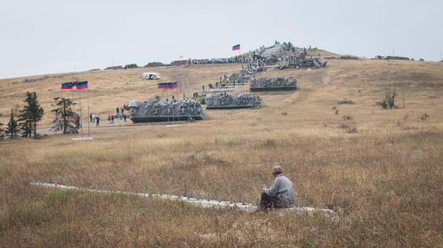 Боец ополчения ДНР рассказал о напряженной битве за Саур-Могилу в 2014 году