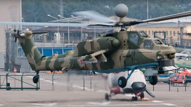 «Ночной суперохотник»: как Ми-28НМ повысит возможности российской авиации