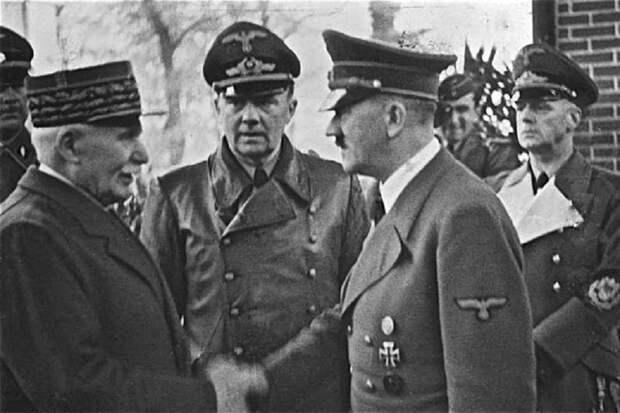 Союзники. За Гитлера воевало больше французов, чем против