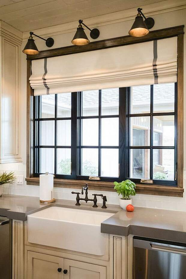 Дизайн штор для кухни: новинки 2020 года, цветовые и декораторские решения (85 фото)