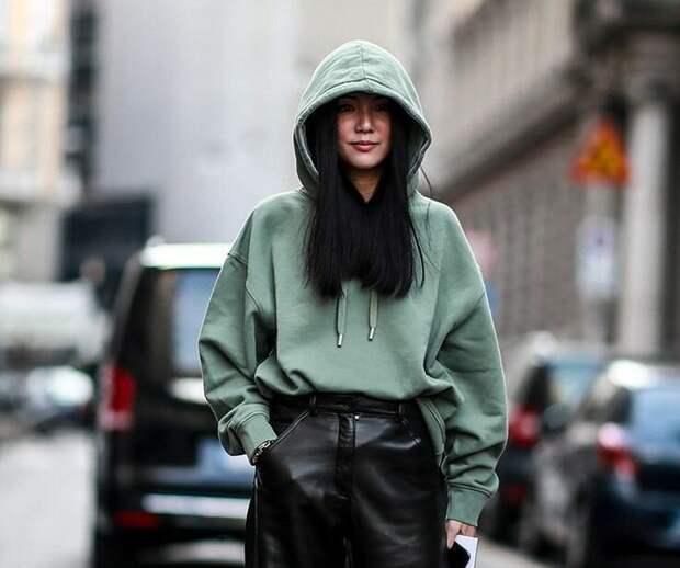 С чем носить кожаные брюки и как их правильно выбрать