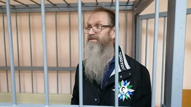 Священника Винарского арестовали на 25 суток за участие в акции протеста